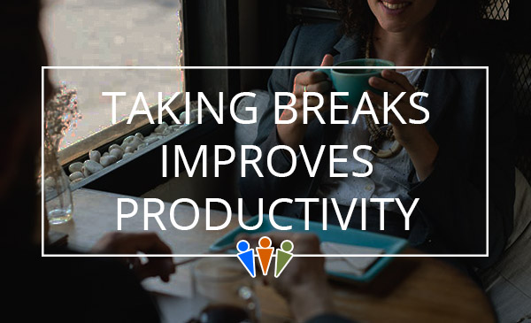 improve productivity, breaks, coffee