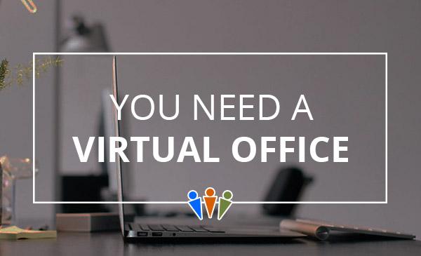 virtual office, benefits