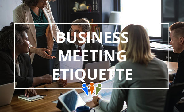 business meeting, rules, tips