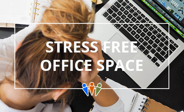 stress, office, laptop, girl