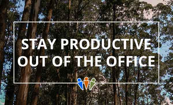 productive, outside, tress, forest