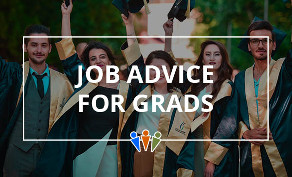 grad, job advice, students