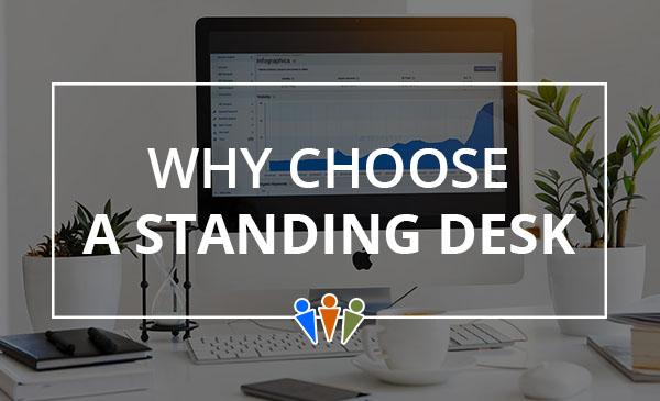 standing, desk, work space