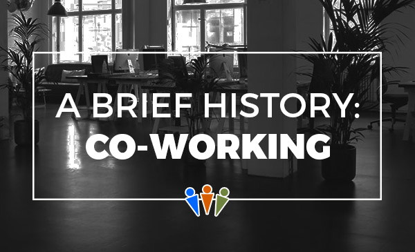 history, coworking, timeline