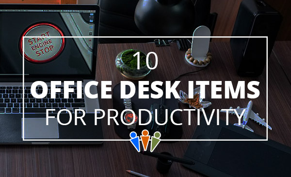 items for office desk. 10 Office Desk Items To Improve Productivity For