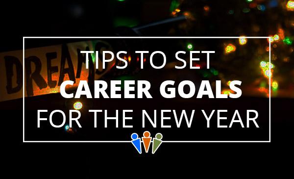 career goals, new year, 2018