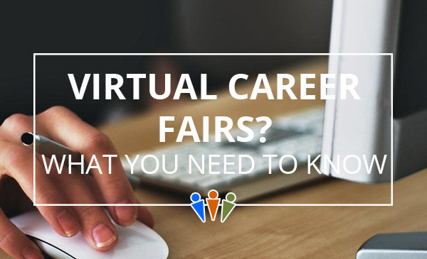 virtual career fairs, tips