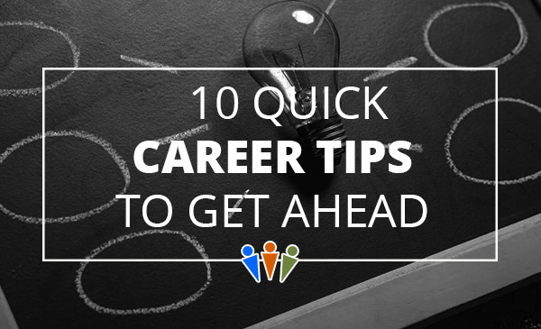 quick career tips, workplace help