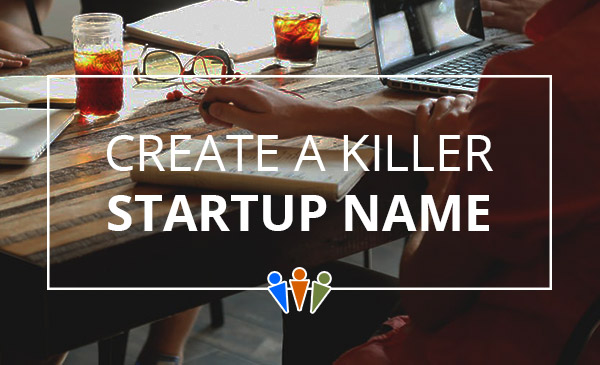 startup, naming, how to