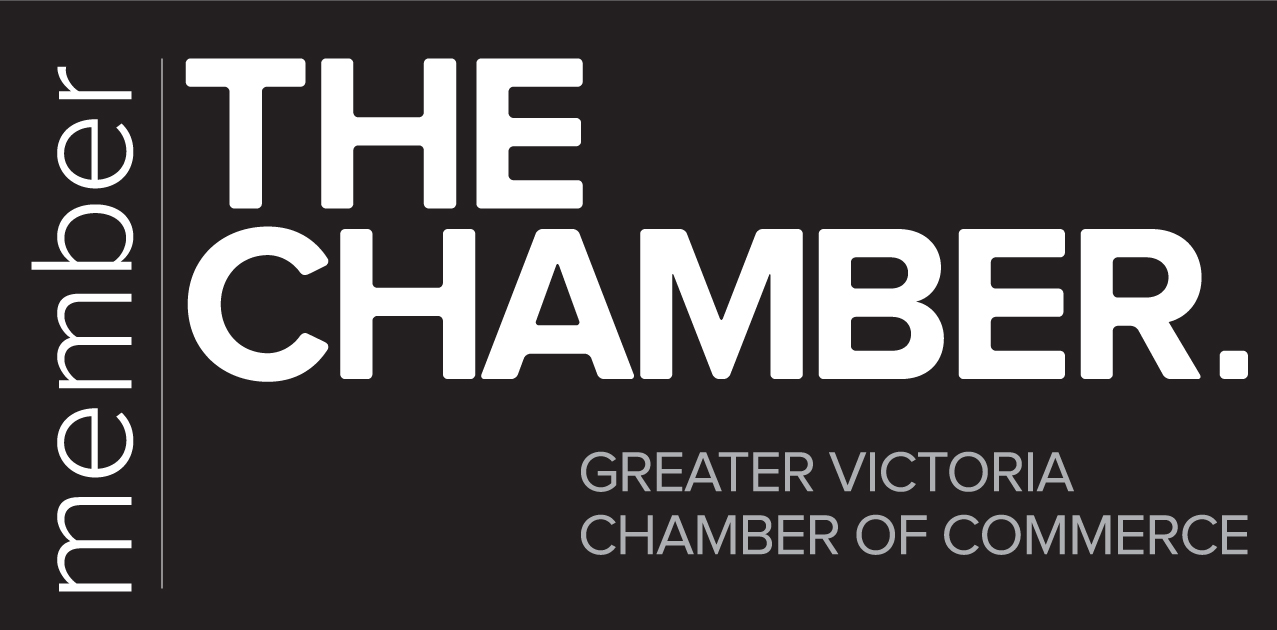 chamber of commerce, victoria, logo