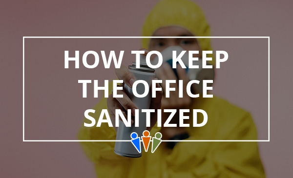Office Sanitized