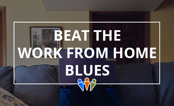 work from home, blues, tips
