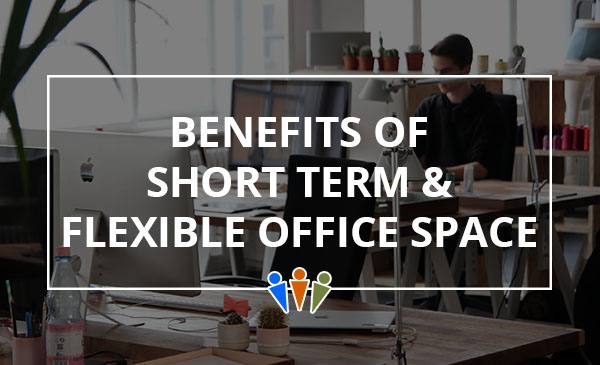 flexible office space, benefits